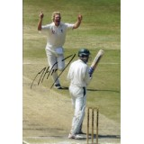 Matthew Hoggard 12x8 Signed Photo!
