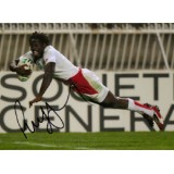 Paul Sackey 10x8 Signed (Rugby League) Photograph