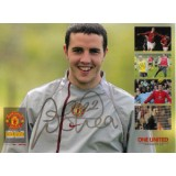 John O'Shea 6x8 Signed Man Utd Photo!