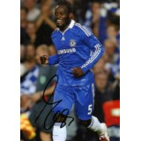 Michael Essien 5x7 Signed Chelsea Photo!