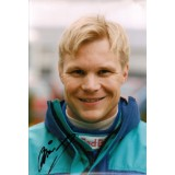 Mika Salo 12x8 Signed Photo!