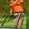 Colin Montgomerie Signed 2.5x3.5 Inch Upper Deck Trading Card!