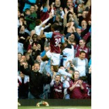 Frederic Piquionne Signed 8x12 West Ham Photo!