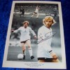 Steve Archibald 12x16 Signed Spurs Legend Montage Photograph