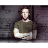 Damien Lewis Signed 8x10 Homeland Photograph