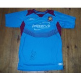 Paolo Dicanio Signed West Ham Replica Shirt