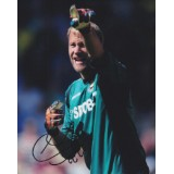 West Hams Jussi Jaaskelainen Signed 8x10 Photo!!