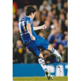Oscar Signed 8x12 Chelsea Photo!