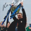 Jose Mourinho Signed 8x12 Champions League Photo