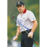 Paul McGinley Ryder Cup Captain 8x12 Signed 2006 Ryder Cup Photo