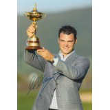 Martin Kaymer 8x12 Signed Ryder Cup Golf Photo