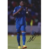Kurt Zouma Signed 8x12 France Photo!