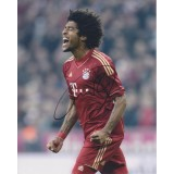 Dante Signed 8x12 Bayern Munich Photo