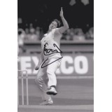 Cricket Legend Sir Ian Botham Signed 8x12 England Photograph