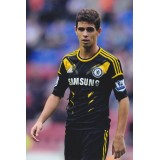 Oscar Signed 8x10 Chelsea Photo