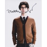 Ben Whishaw Signed 8x10 Photograph as 'Q' From Bond