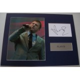 'Plan B' Signature & Photograph Display