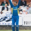 Kumar Sangakkara Signed 8x12 Sri Lanka Cricket Photo!