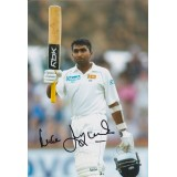 Mahela Jayawardene Signed 8x12 Sri Lanka Photo!