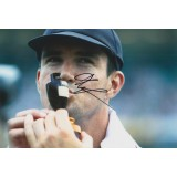 Kevin Pietersen Signed England Ashes 8x12 Cricket Photo
