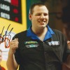 Adrian Lewis 8x12 Darts Signed Photo!