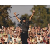 Charl Schwartzel Signed 8x10 Masters Signed Photograph