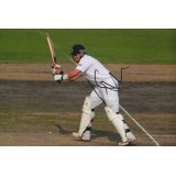 Ian Bell England 2013 Ashes Hero Signed 8x12 Photograph