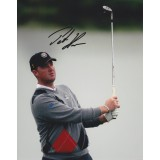 Peter Hanson Signed 8x10 Ryder Cup Photo