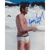 George Lazenby James Bond 007 Autographed 8x10 Photograph