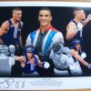 Anthony Ogogo Signed 12x16 Montage Photograph