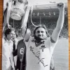 Frank Lampard Snr 12x16 Signed 1980 FA Cup West Ham  Photograph