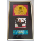 Ian Thorpe Signed Ltd Ed Swimming Cap From 2002 Commonwealth Games Display
