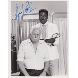 Howard Rollins RARE Signed 8x10 Photograph