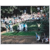 Graeme Mcdowell 10x8 Signed 'Masters' Photograph