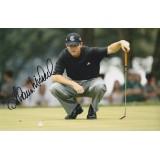 Shaun Micheel 12x8 Signed Golf Photograph
