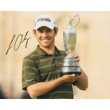 Louis Oosthuizen 8x12 Signed 2010 Open Golf Photo!