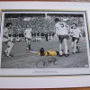 Charlie George Signed Arsenal 1971 Double 8x12 Photograph