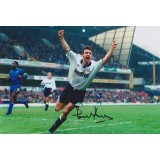 Paul Allen  Autograph 8x12 Signed Spurs 93 F A Cup Photograph