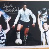 Ossie Ardiles Signed Large 16x20 Spurs Montage Photograph