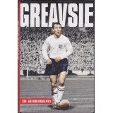 Jimmy Greaves  Signed The Autobiography Book