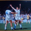 Trevor Brooking & Billy Bonds Dual SIgned 12x16 West Ham FA Cup Photograph