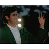 Bubba Watson Autograph 8x12 Signed Two Times Masters Champion Photograph