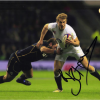 Billy Twelvetrees Signed England Rugby 8x10 Photograph