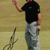 Darren Clarke 8x12 Signed Open Golf Photograph