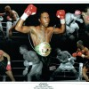 Nigel Benn  Signed 12x16 Boxing Montage Photograph
