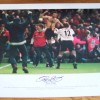 Ryan Giggs Signed FA Cup Wonder Goal Ltd Edition 182/250 Print