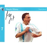 Frank Ribery Signed 10 x 8 Colour Football Photograph