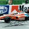 Alex Zanardi Signed 12x8 Winfield Williams 1999  F1 Grand Prix Photograph