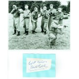 James Beck Scarce Dads Army Autograph & 8x10 Photograph