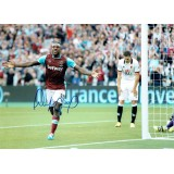 Antonio Signed West Ham 16x12 Photograph
